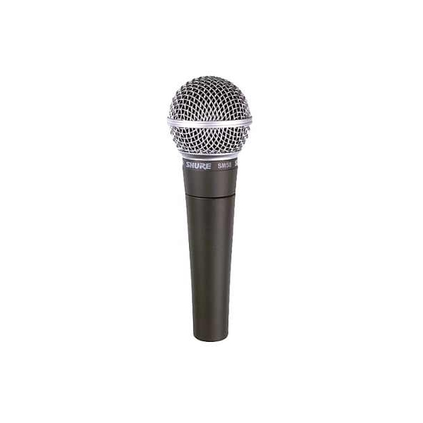 Micros chant - Shure - SM58