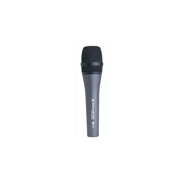 Micros chant - Sennheiser - e845