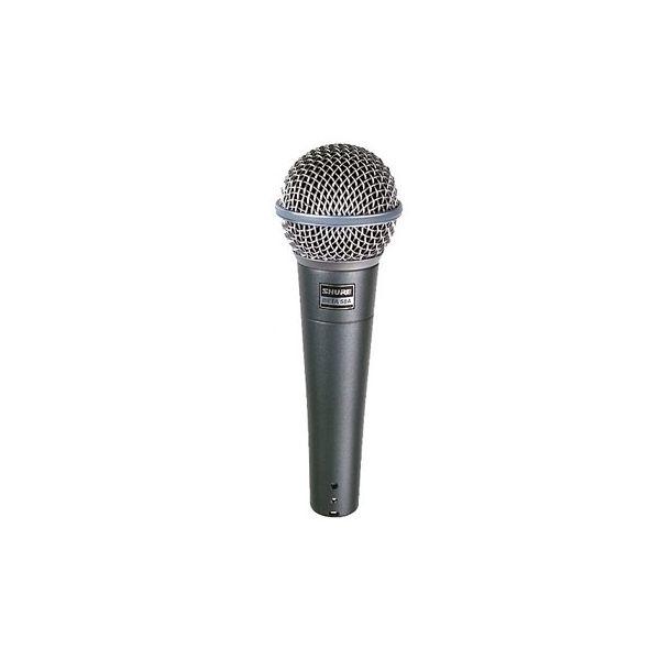 Micros chant - Shure - Beta58 A