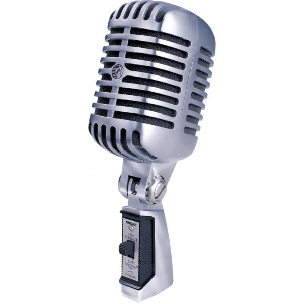 Micros chant - Shure - 55 SH T2