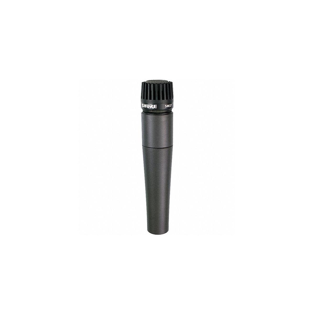 Micros chant - Shure - SM57