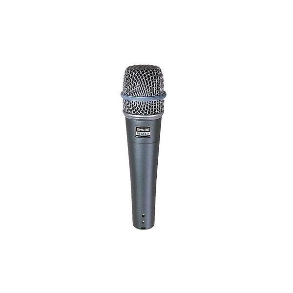 Micros chant - Shure - Beta57 A