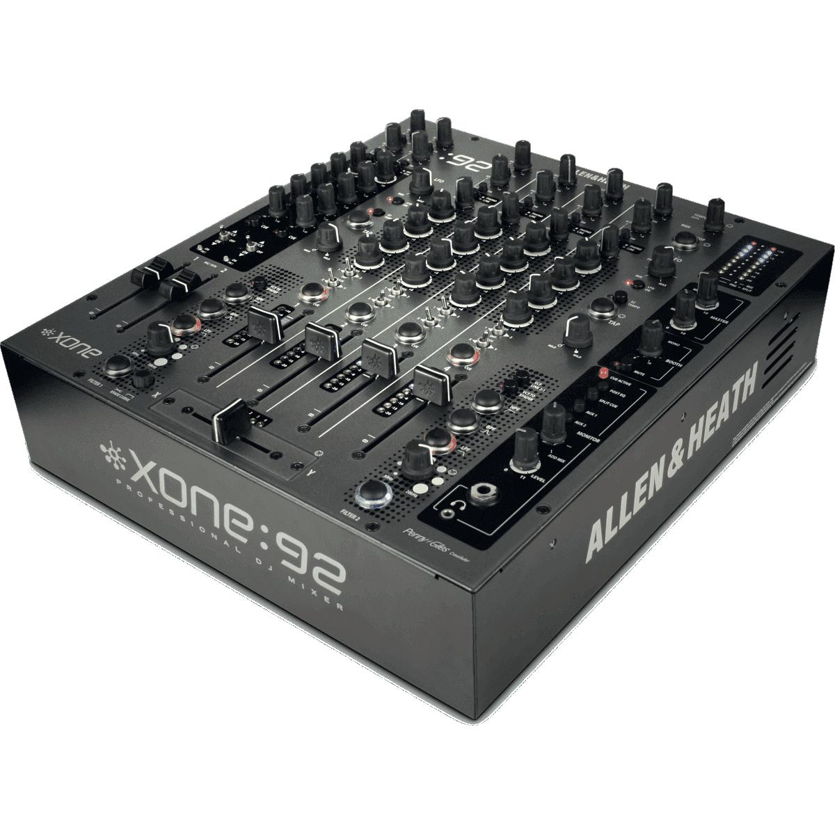 Tables de mixage DJ - Allen & Heath - XONE 92
