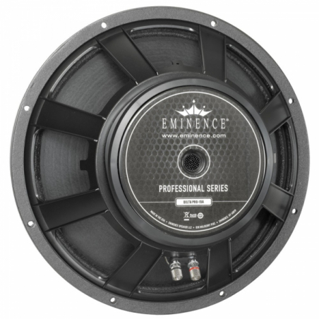 Hauts parleurs basse fréquence - Eminence - Delta Pro 15 A
