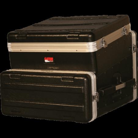Flight cases rackables ABS - Gator - GRC-10X4
