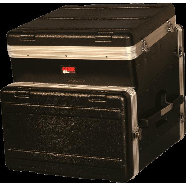 Flight cases rackables ABS - Gator - GRC-10X6