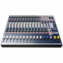 Consoles analogiques - Soundcraft - EFX 12