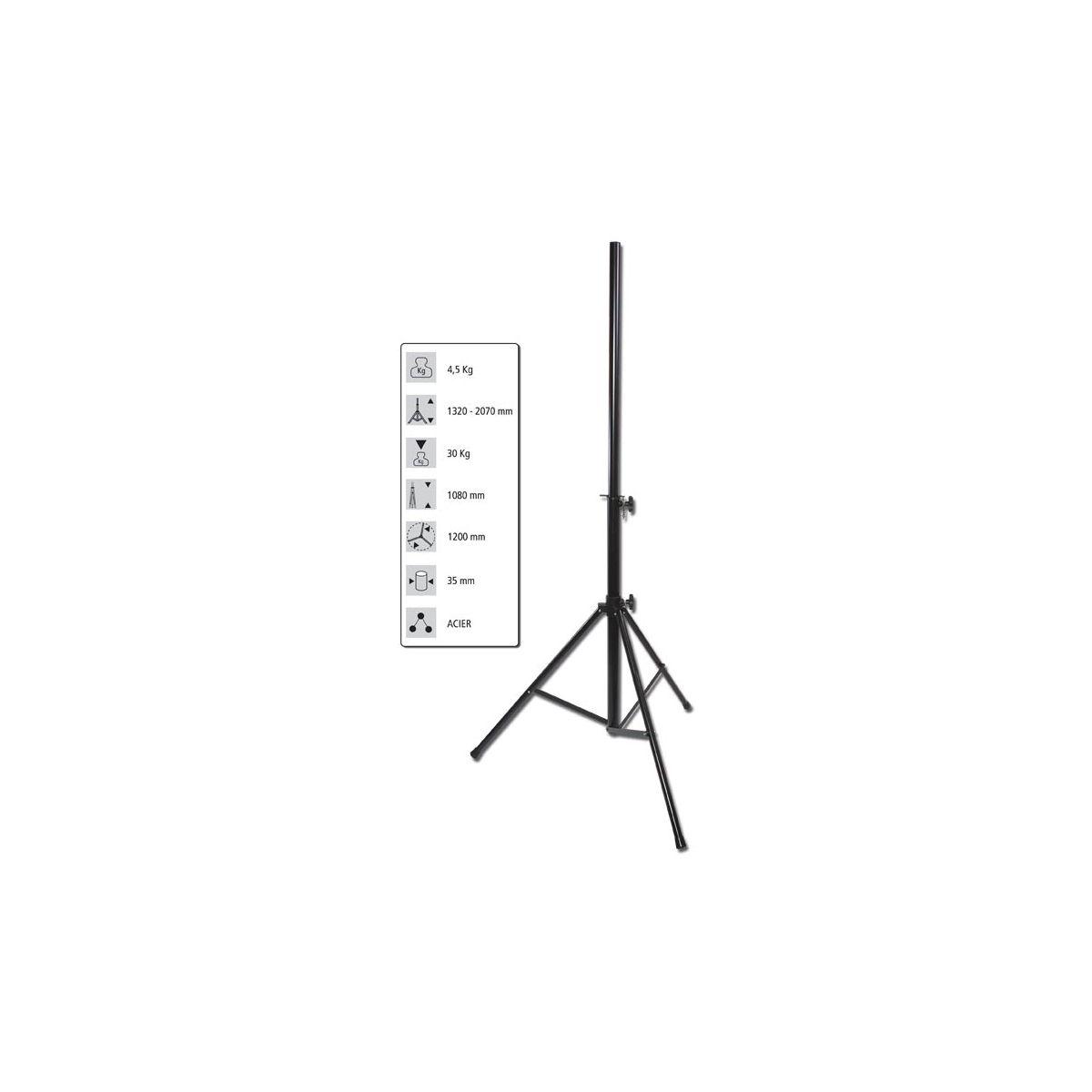 Trépieds enceintes - Audiophony - CAB-200
