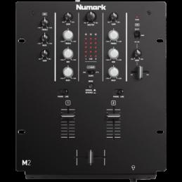 Tables de mixage DJ - Numark - M2