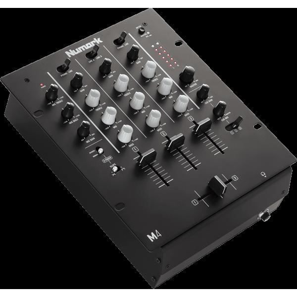 Tables de mixage DJ - Numark - M4