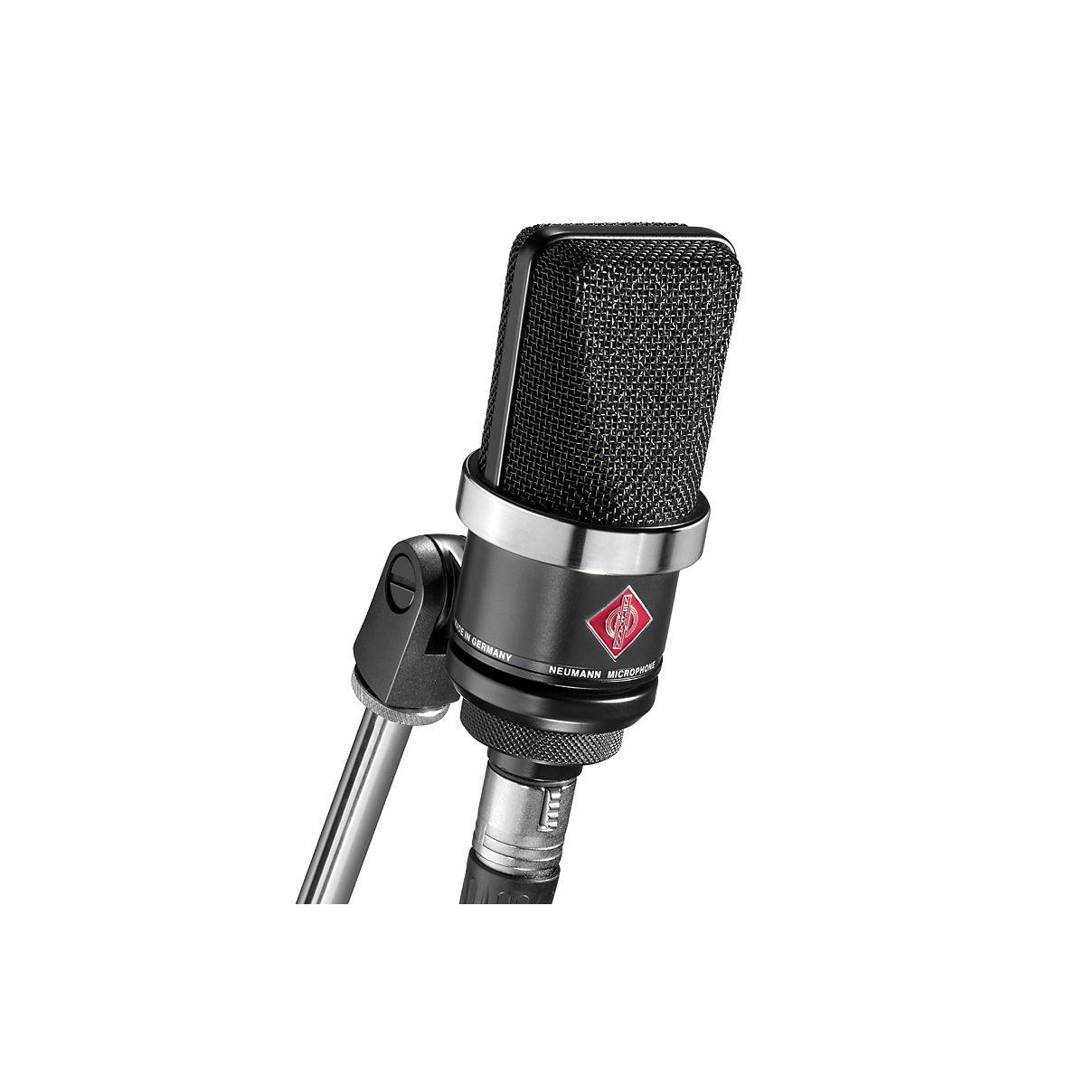 Micros studio - Neumann - TLM 102 BK