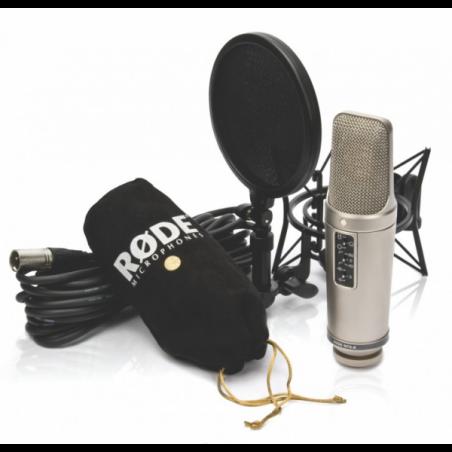 Micros studio - Rode - NT2-A