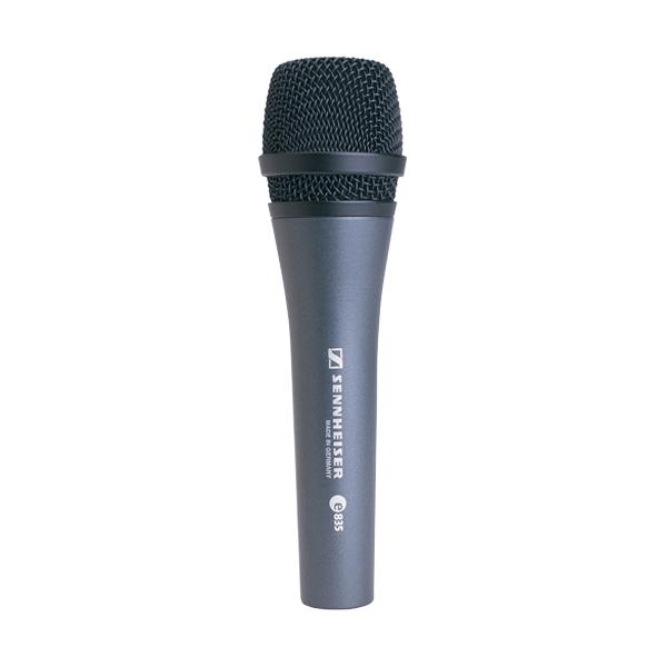 Micros chant - Sennheiser - E835