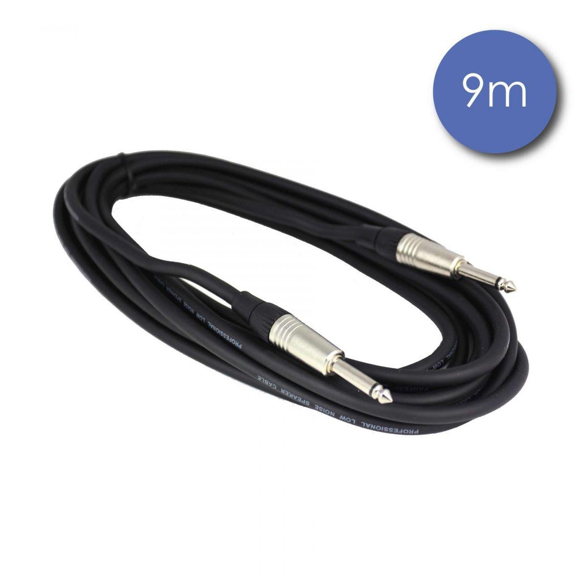 Câbles hauts parleurs JACK / JACK - Power Acoustics - Accessoires - CAB 2037