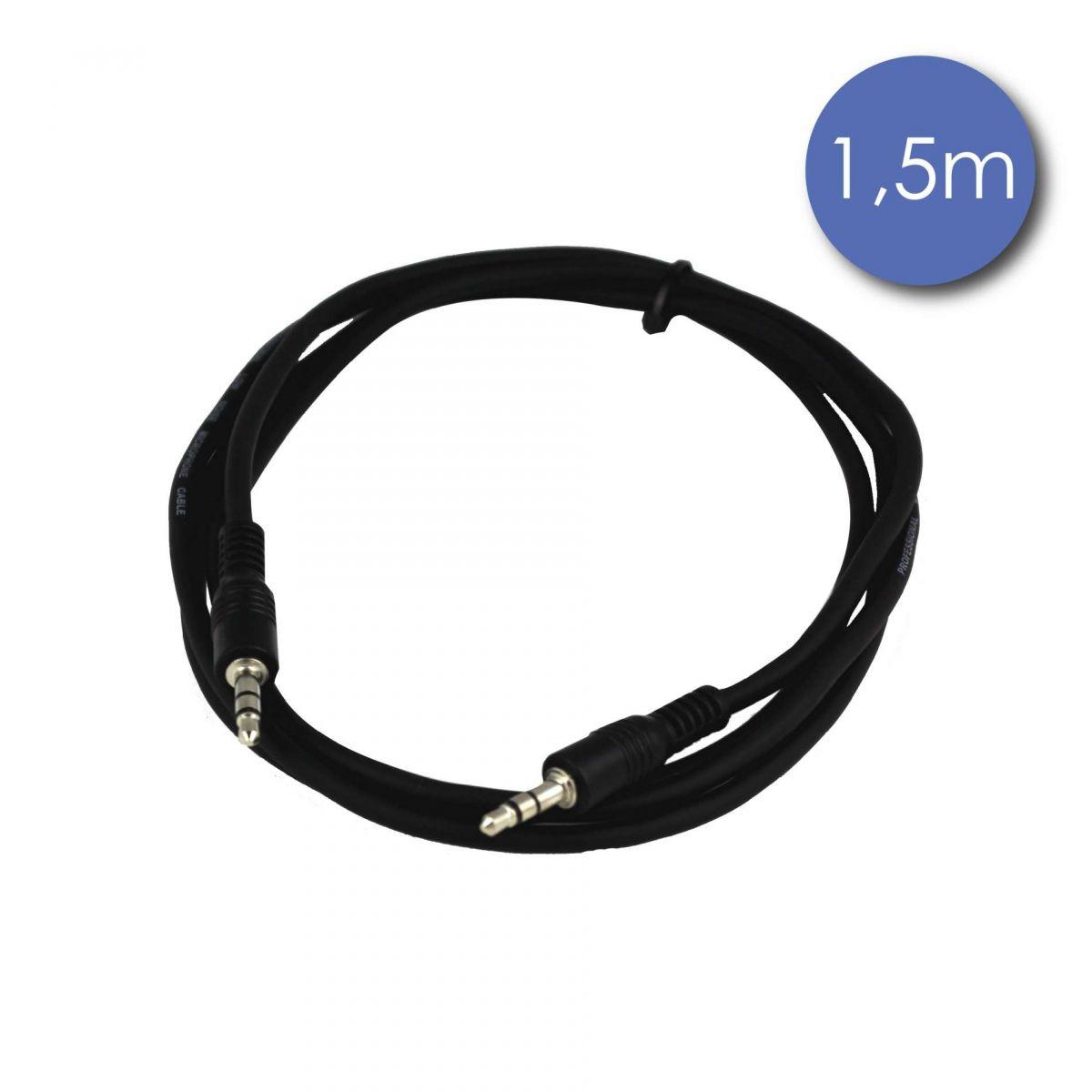Câbles JACK / JACK - Power Acoustics - Accessoires - CAB 2058