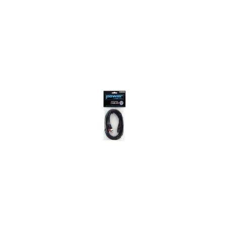 Câbles JACK / RCA - Power Acoustics - Accessoires - CAB 2063