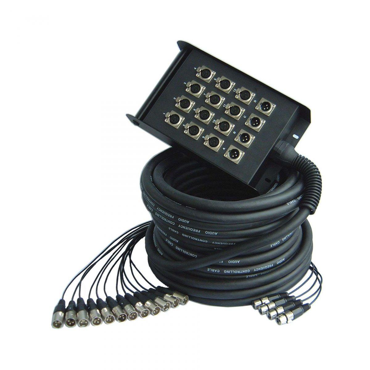 Multipaires - Power Acoustics - Accessoires - SNAKE 2086