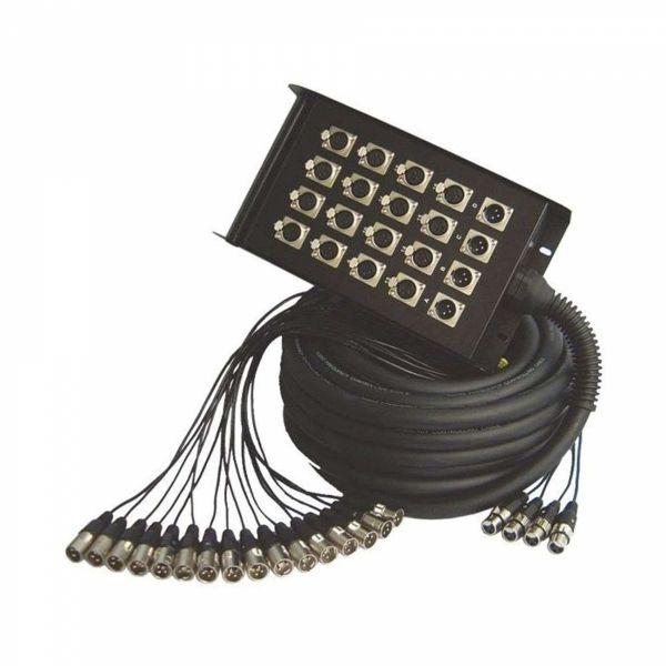 Multipaires - Power Acoustics - Accessoires - SNAKE 2089