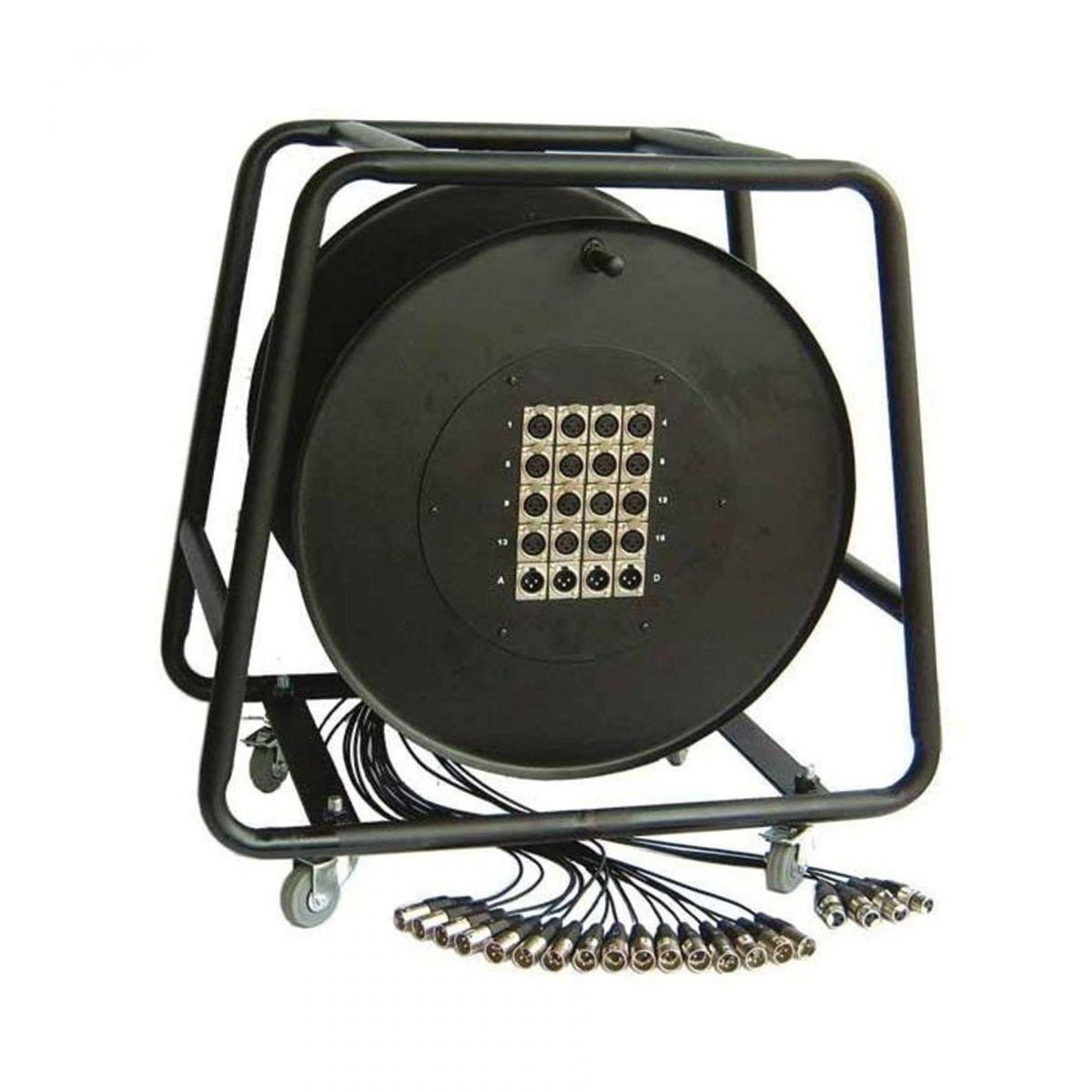 Multipaires - Power Acoustics - Accessoires - SNAKE 2091