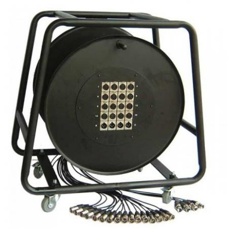 Multipaires - Power Acoustics - Accessoires - SNAKE 2092