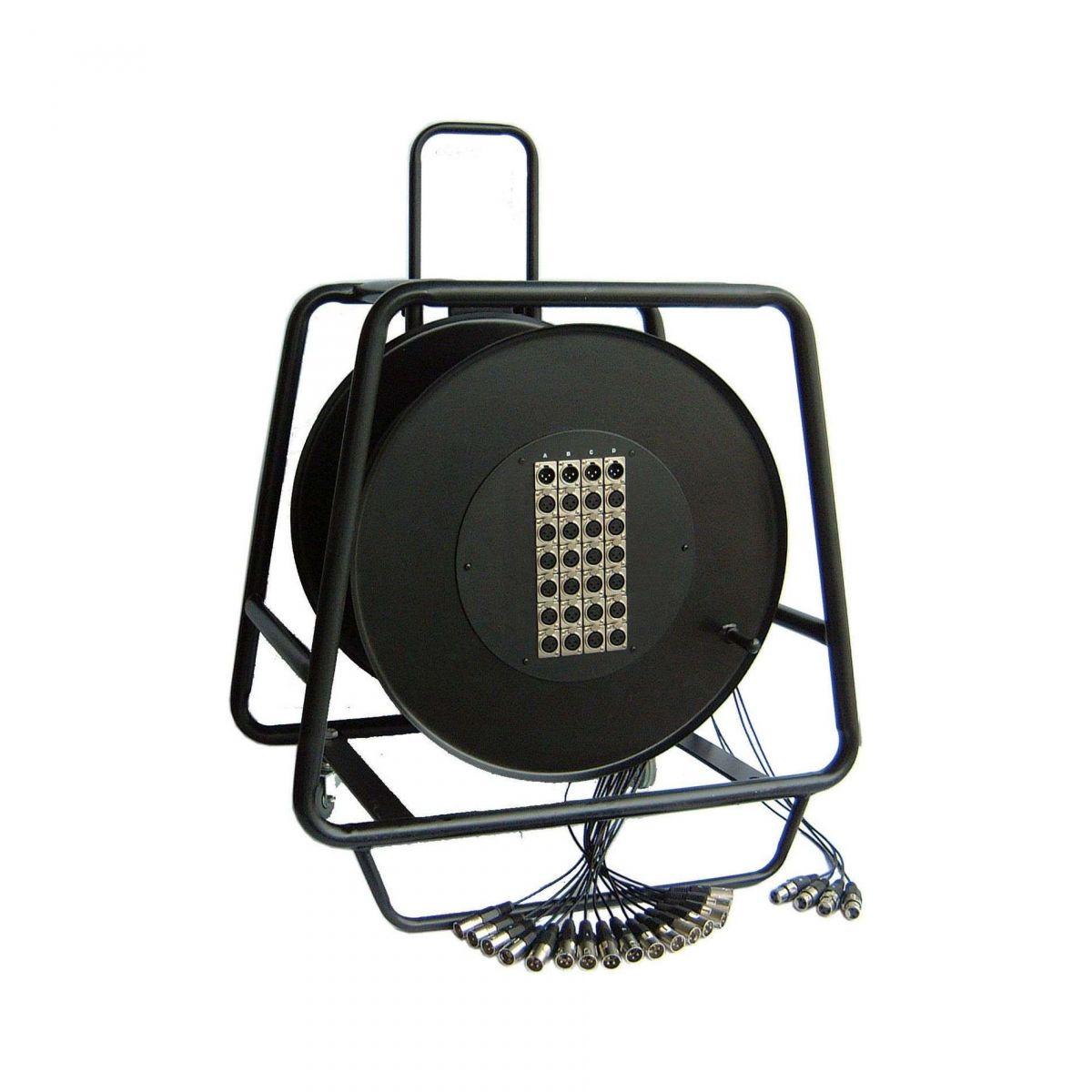 Multipaires - Power Acoustics - Accessoires - SNAKE 2094
