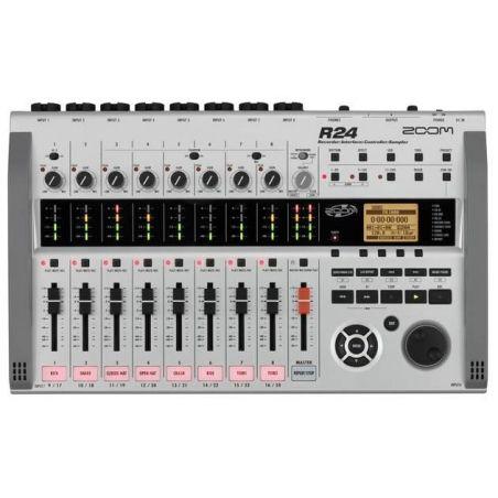 Enregistreurs multipistes - Zoom - R24