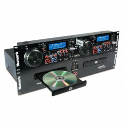 Platines CD rackables - Numark - CDN 77 USB