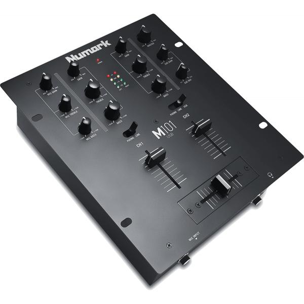 Tables de mixage DJ - Numark - M101USB