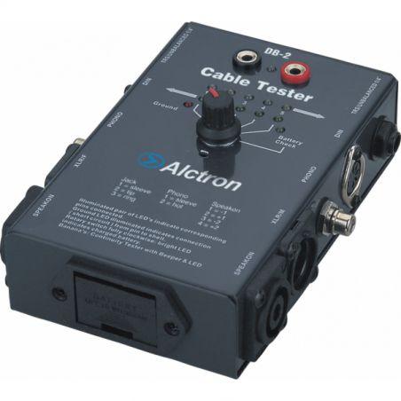 Testeurs de câbles - Alctron - TESTEUR DB2