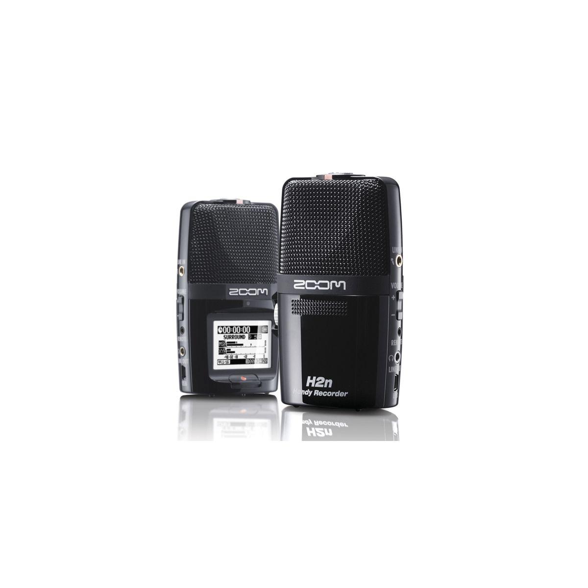 Enregistreurs portables - Zoom - H2n