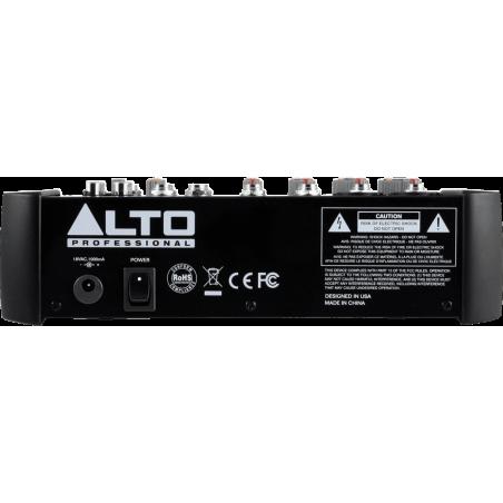 Consoles analogiques - Alto - ZMX862
