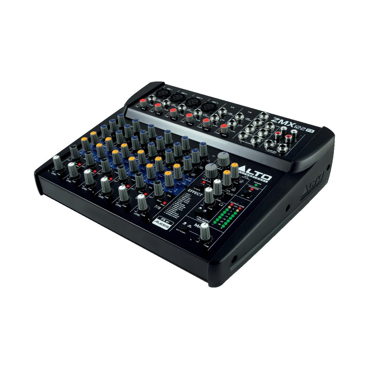 Consoles analogiques - Alto - ZMX122FX