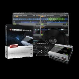 Logiciels Mix - Native Instruments - TRAKTOR SCRATCH A6