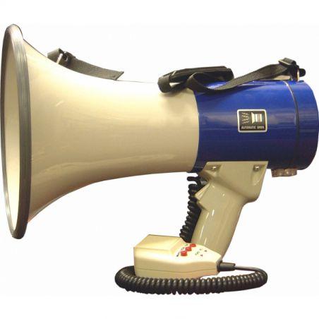 Mégaphones porte-voix - Power Acoustics - Sonorisation - MEGAPOWER 20R