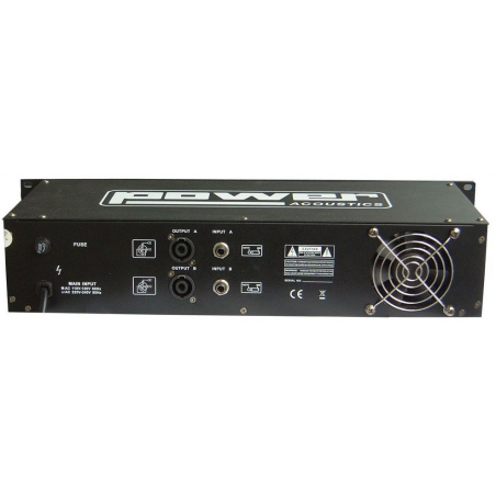 Ampli Sono - Power Acoustics - Sonorisation - ST 300