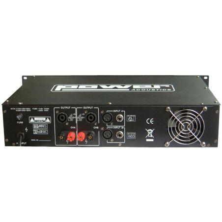 Ampli Sono - Power Acoustics - Sonorisation - ST 600