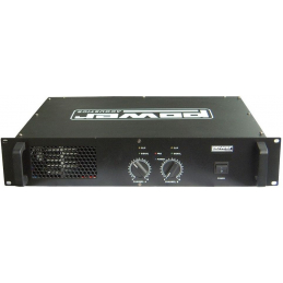 Ampli Sono - Power Acoustics - Sonorisation - ST 900