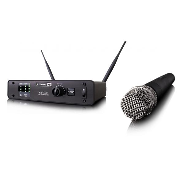 Micros chant sans fil - Line 6 - XD-V55