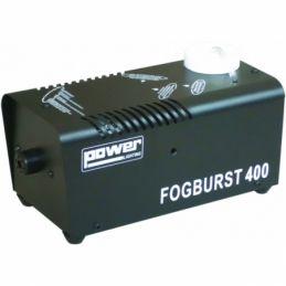 Machines à fumée - Power Lighting - FOGBURST 400N