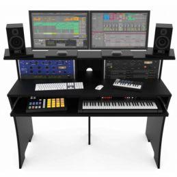 Mobilier home studio - Glorious DJ - WORKBENCH BLACK