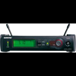 Micros chant sans fil - Shure - SLX4-E Récepteur