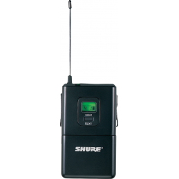 Micros serre-tête sans fil - Shure - SLX1-E Emetteur Pocket