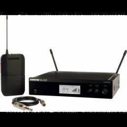 Micros instruments sans fil - Shure - BLX14RE-M17