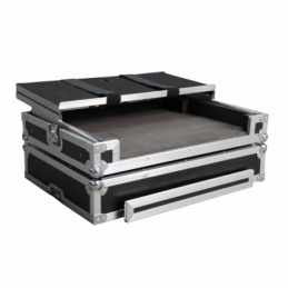 Flight cases contrôleurs DJ - Power Acoustics - Flight cases - FC DDJ SR2 / RR