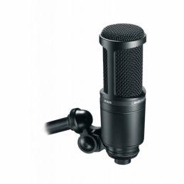 Micros studio - Audio-Technica - AT2020