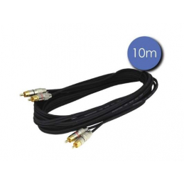 Câbles RCA / RCA - Power Acoustics - Accessoires - CAB 2122
