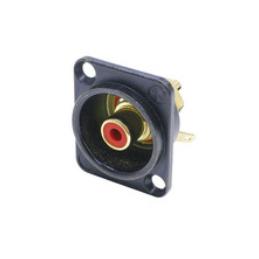 Connecteurs RCA - Neutrik - RCA NF2D-B-2