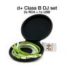 D+ Class B DJ SET 1M