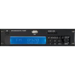 Ampli multicanaux et ligne 100V - Audiophony - MOD1