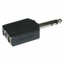Adaptateurs - Energyson - Adaptateur 2 Jack 6,35...